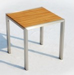 BURMA END TABLE