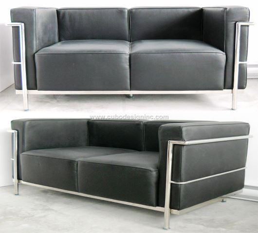 Charlotte 2-seat sofa