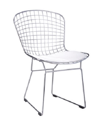 Liili Chair - Chrome  2