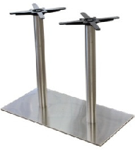 Commercial Table Tops + Bases
