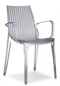 Tricot Arm Chair