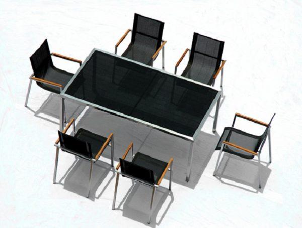 AQUA DINING TABLE